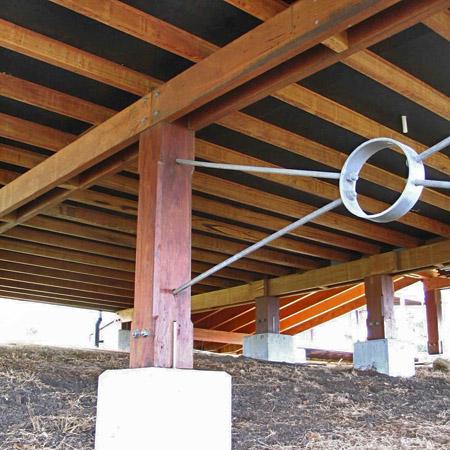 Australian Hardwood Structural Timbers